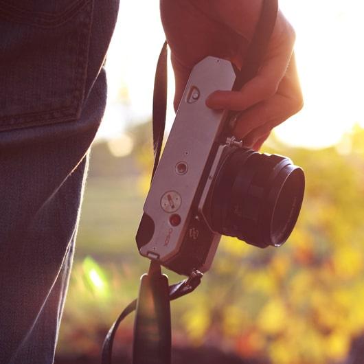 天然石の写真撮影について