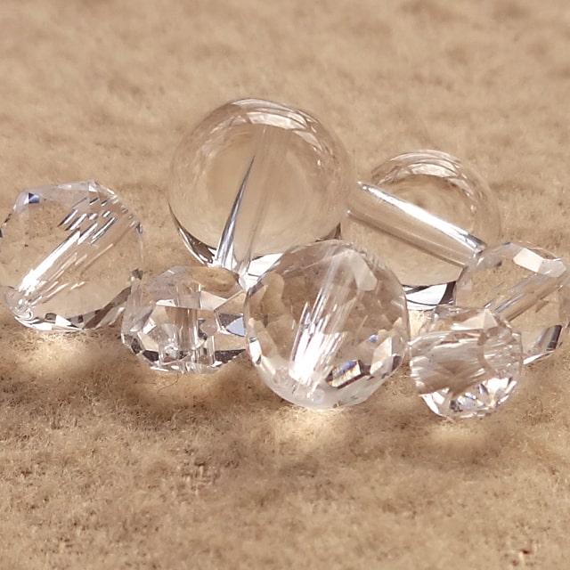 ブラジル産天然水晶