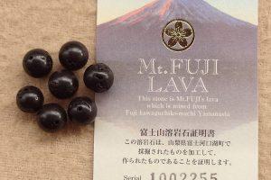 富士溶岩石